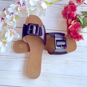 H&M Buckle Belt Sandle